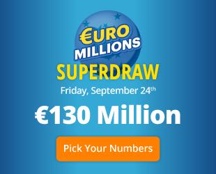 Bet on EuroMillions Superdraw at Jackpot.com