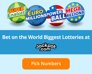 Bet on the World Biggest Lotteries at Jackpot.com